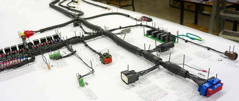 WIRE HARNESS ASSEMBLY BOARD2 custom wiring harness manufacturing & services la crosse wi wire harnesses at bayanpartner.co